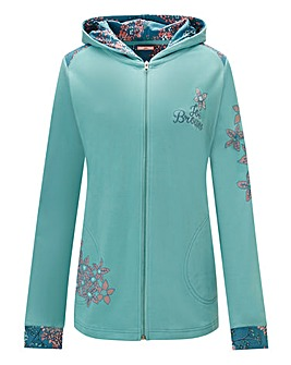 Joe Browns Zip Through Hoodie