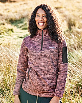 Snowdonia Half Zip Fleece