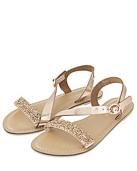 Accessorize Katie Aysmmetric Sandals