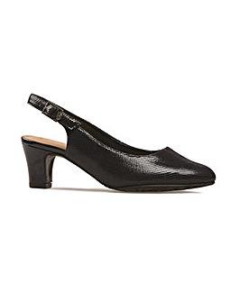 Van Dal Winton Court Shoes Wide EE Fit