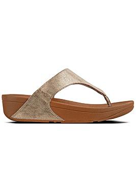 FitFlop(TM) Lulu Shimmer Print Sandals