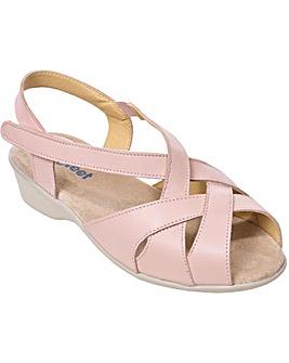 Zinnia Sandals 5E+ Width