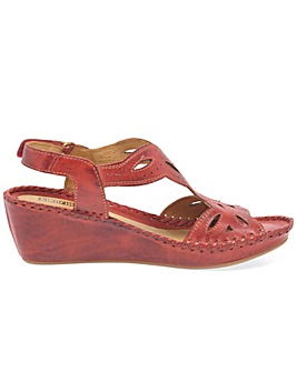 Pikolinos Magan Womens Wedge Sandals