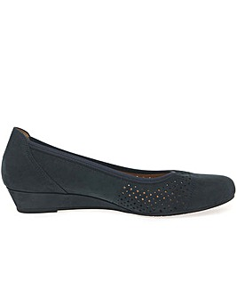 Gabor Samara Womens Wide Fit Shoes