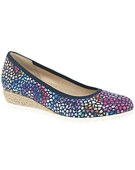 Gabor Epworth Womens Wedge Shoes