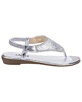 Divaz Kirsty Toe Post Sandal