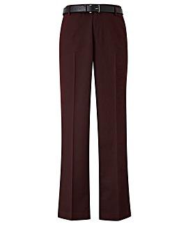 Black Label Slim Belted Trouser 29 inch