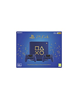 Playstation 4 Days of Play Console