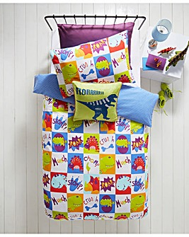 Young Dinosaurs Duvet Set