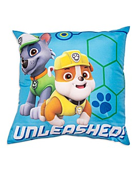 Paw Patrol Spy Square Cushion