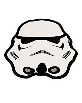 Star Wars Trooper Shaped Rug