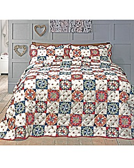 Traditional American Bedspread