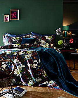 Freya 100% Cotton Duvet Cover Set
