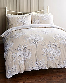 Neve Natural Duvet Cover Set