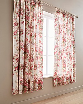 Tina Pencil Pleat Thermal Curtains