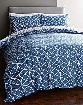Montana Blue Duvet Cover Set