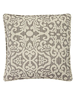 Lily Woven Filled Cushion