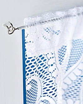 Net Wire Rod with Hooks and Eyes