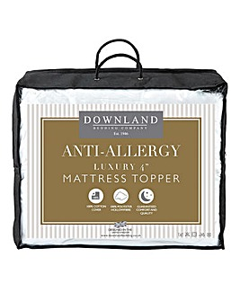 Anti Allergy Hotel Mattress Topper