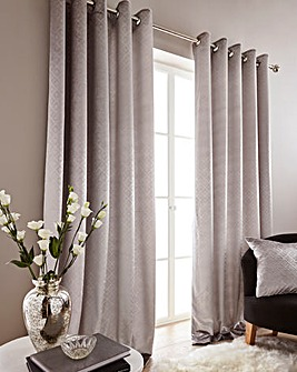 Alto Cut Velvet Curtains