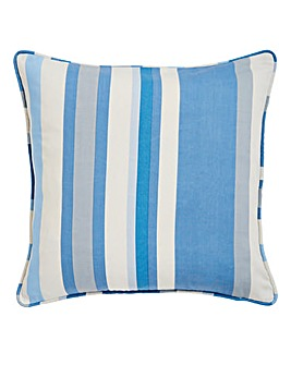Hampton Printed Stripe Cushion