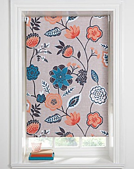 Sienna Printed Blackout Roller Blind