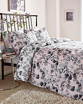 Viola Blush Duvet Cover Set