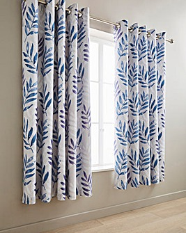 Kew Lilac Lined Curtains