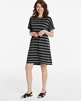 Stretch Value T-Shirt Dress