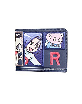 POKEMON Team Rocket Wallet