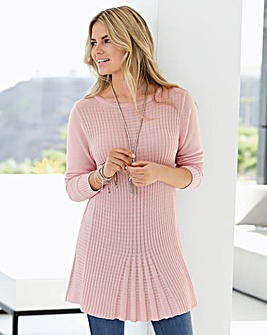 Together Pleated Jumper