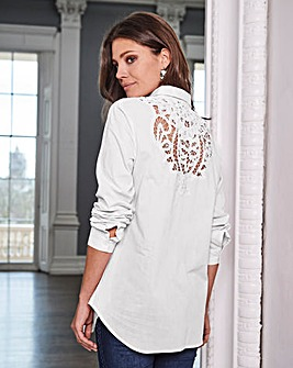 Together Lace Detail Blouse