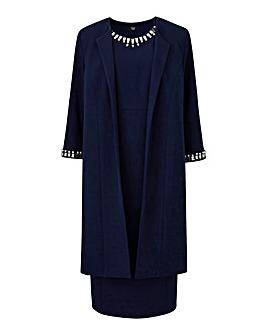 Joanna Hope Dress and Longline Jacket