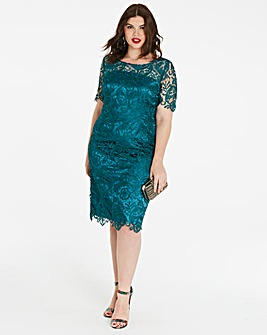 Joanna Hope Lace Dress