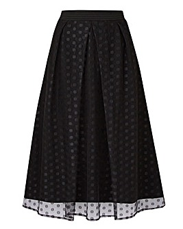 Joanna Hope Mesh Skirt