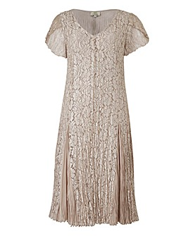 Together Lace Dress 43in
