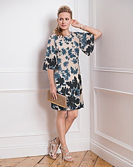 Together Floral Tunic Dress