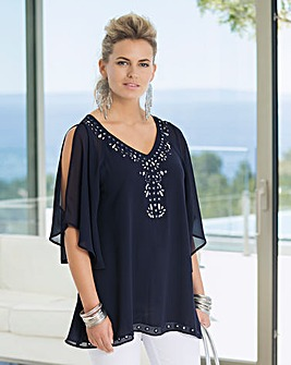 Together Embellished Blouse