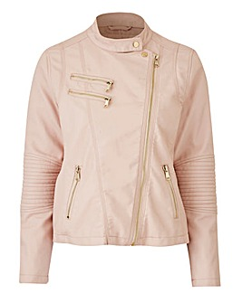 Joanna Hope PU Jacket