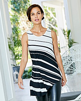 Joanna Hope Stripe Top