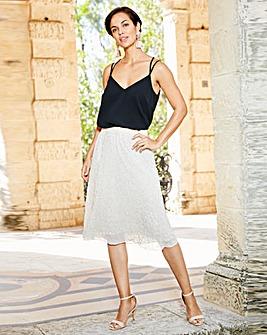 Joanna Hope Beaded Skirt
