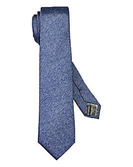 Kensington Woven Blue Silk Tie