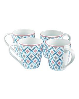 Lorraine Kelly Portmeirion Mug Set