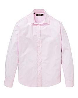 W&B London Pink Stripe L/S Shirt R