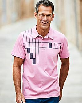 Premier Man Pink Polo R