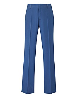 W&B London Blue Slim Fit Trousers