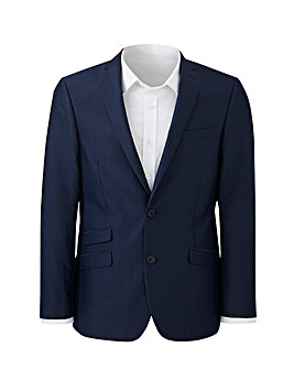 W&B London Blue Tonic Suit Jacket