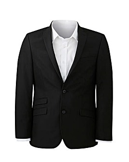 W&B London Black Slim Tonic Suit Jacket