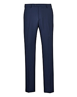 W&B London Navy Value Suit Trousers
