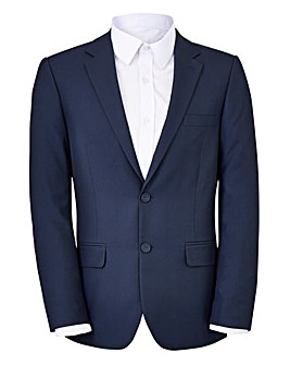 W&B London Navy Slim Value Suit Jacket R